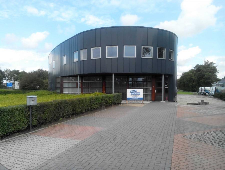 Foto van het kantoor van Stichting Marktbeheer
